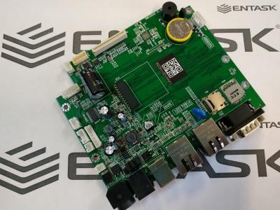 РИТЕЙЛ-01Ф Системная плата с Ethernet (RS/USB/2LAN) с ПО
