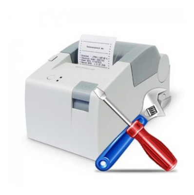 Ремонт ККТ АТОЛ-55Ф с заменой блока управления AL.P240.40.001 (RS+USB+Ethernet)